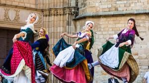 Final de Curs de l'Escola de dansa del Grup Mediterrània